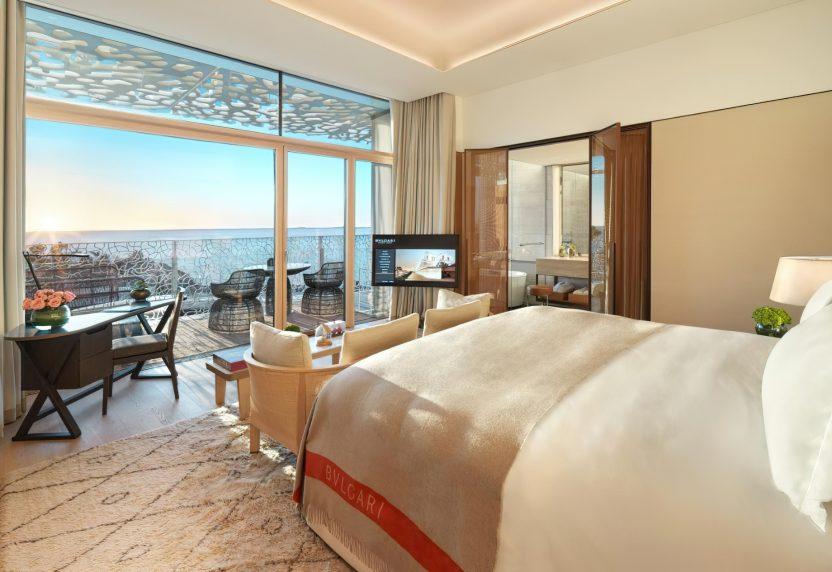 Bvlgari Luxury Resort Dubai - Jumeira Bay Island, Dubai, UAE - Guest Suite Bedroom