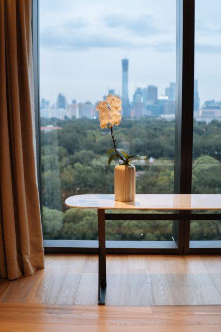 Bvlgari Luxury Hotel Beijing - Beijing, China - Bulgari Suite Living Room View
