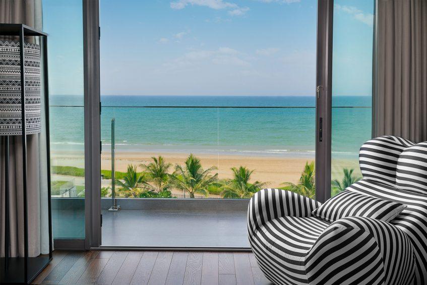 W Muscat Luxury Resort - Muscat, Oman - WOW Suite Ocean View