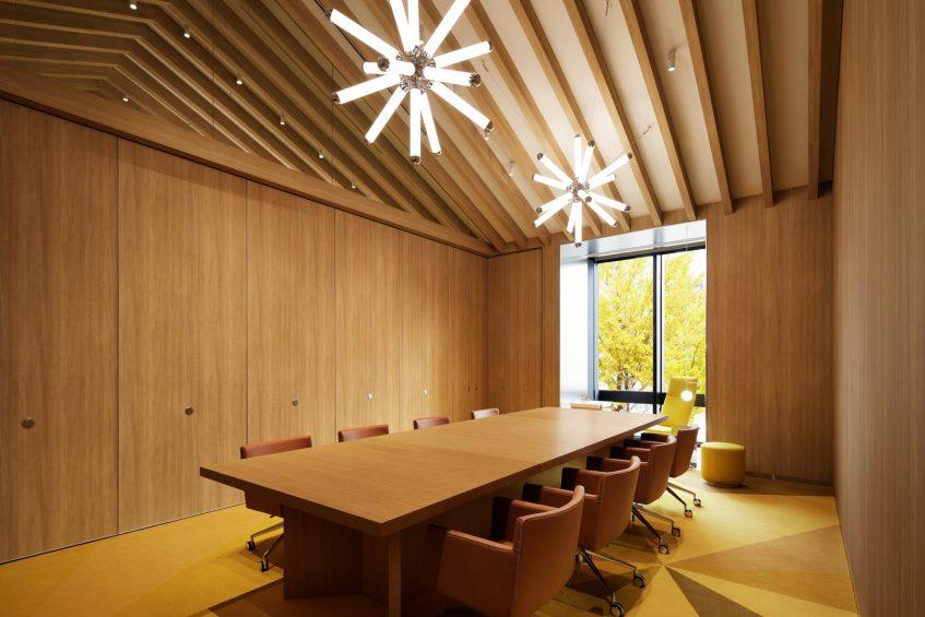 W Osaka Luxury Hotel - Osaka, Japan - Meeting Room Studio