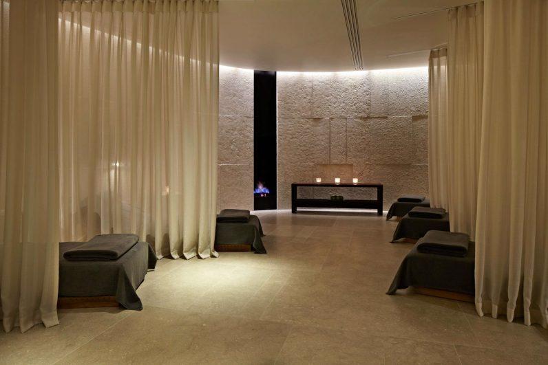 Bvlgari Luxury Hotel London - Knightsbridge, London, UK - Bvlgari Spa