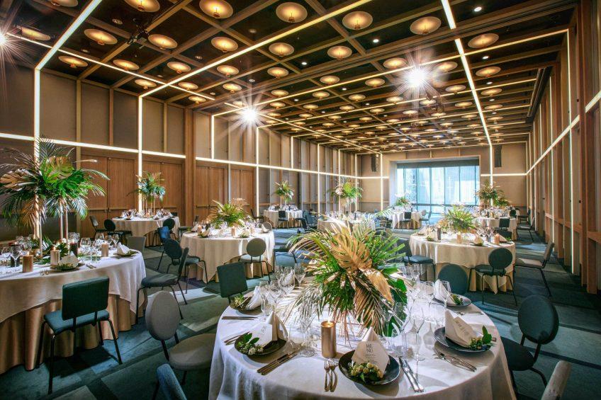 W Osaka Luxury Hotel - Osaka, Japan - Great Room Wedding