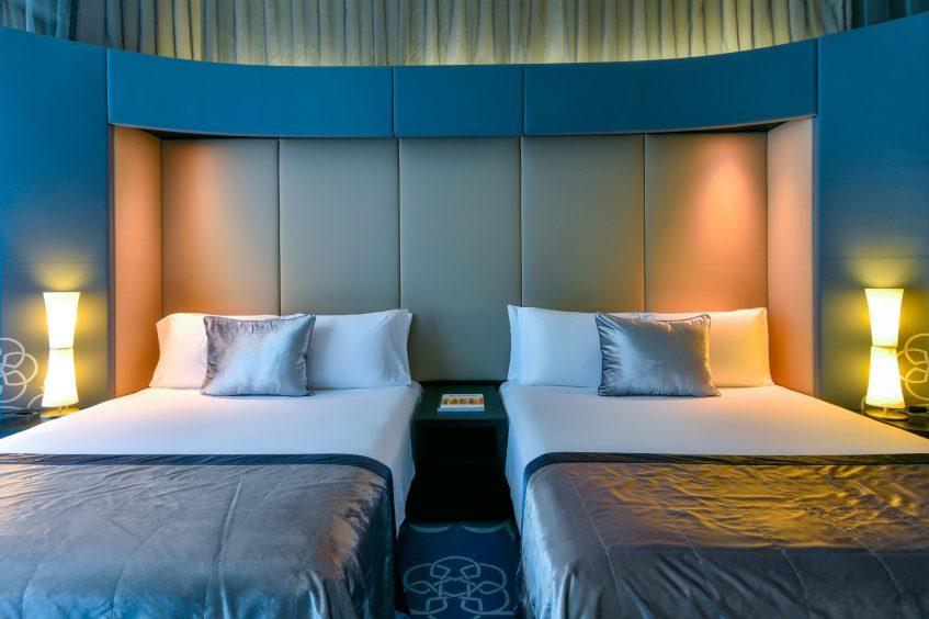 W Doha Luxury Hotel - Doha, Qatar - Fabulous Double Double Sea View Non Smoking