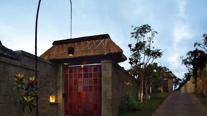 Bvlgari Luxury Resort Bali - Uluwatu, Bali, Indonesia - Guest Villa Pathway