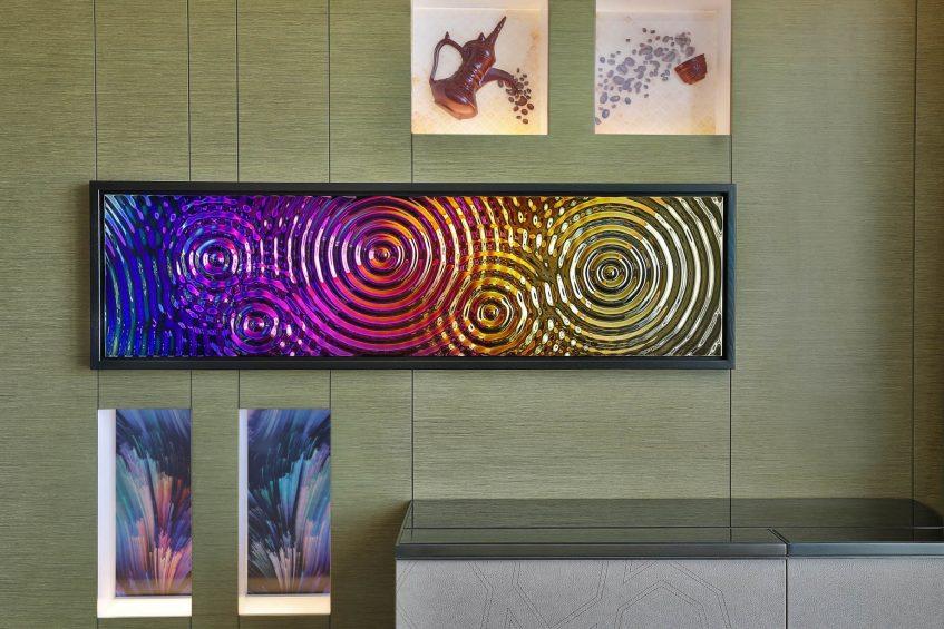 W Muscat Luxury Resort - Muscat, Oman - Room Artwork