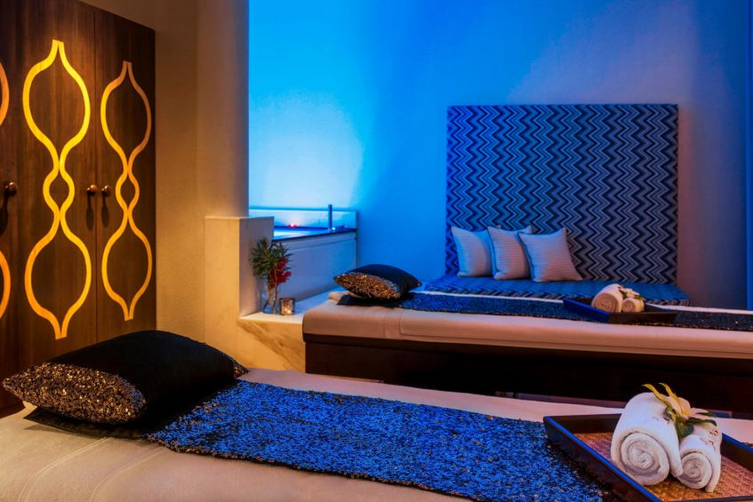 W Goa Vagator Beach Luxury Resort - Goa, India - Away Spa Therapy Room