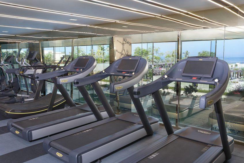 W Muscat Luxury Resort - Muscat, Oman - FIT Gym