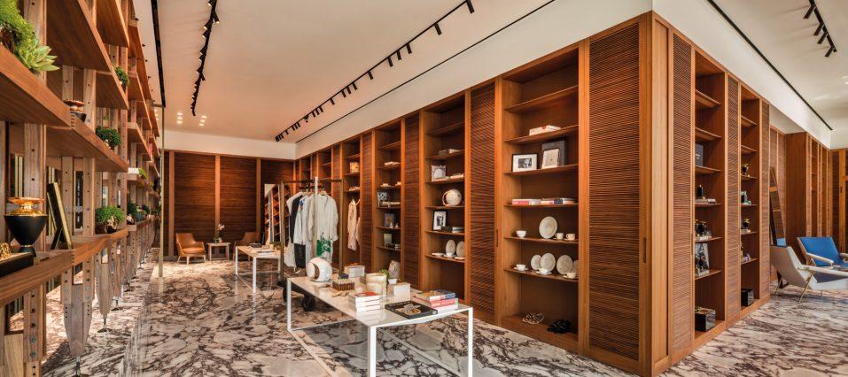 Bvlgari Luxury Resort Dubai - Jumeira Bay Island, Dubai, UAE - La Galleria