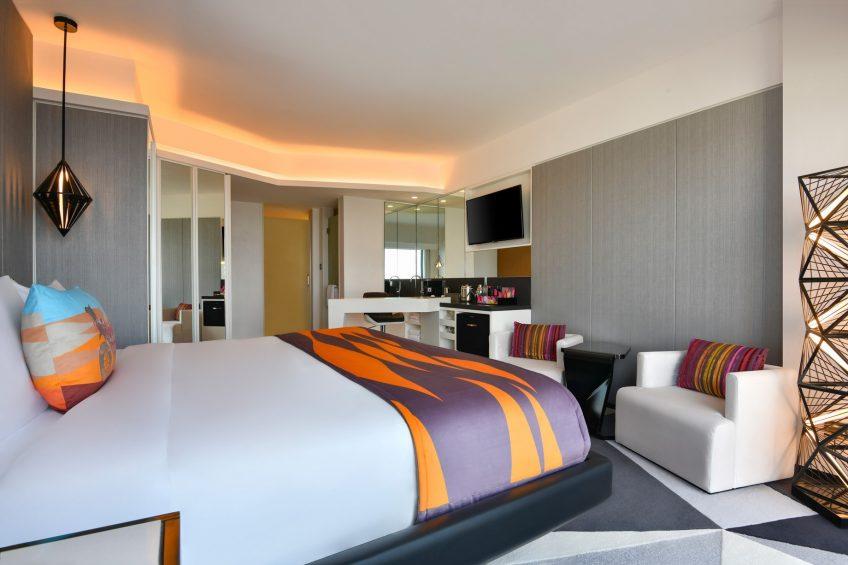 W Amman Luxury Hotel - Amman, Jordan - Spectacular Guest Room King
