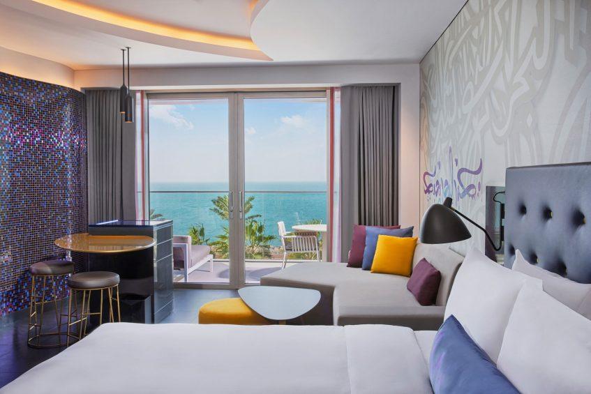 W Dubai The Palm Luxury Resort - Dubai, UAE - Fabulous Guest Room