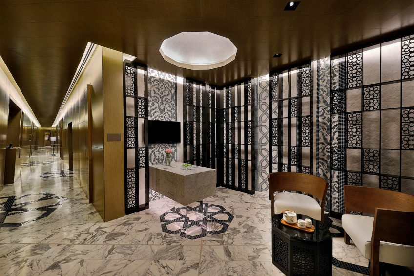 W Muscat Luxury Resort - Muscat, Oman - AWAY Spa