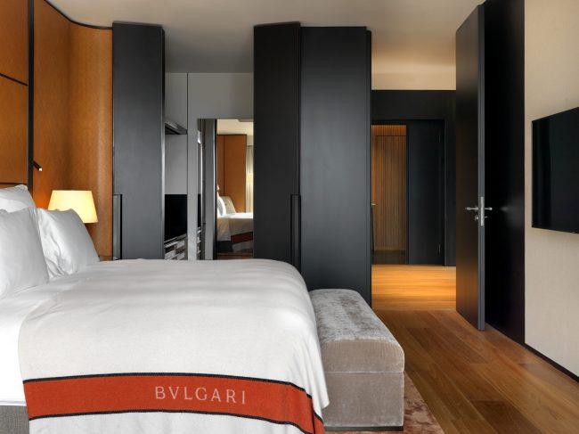 Bvlgari Luxury Hotel Beijing - Beijing, China - Guest Suite Bedroom