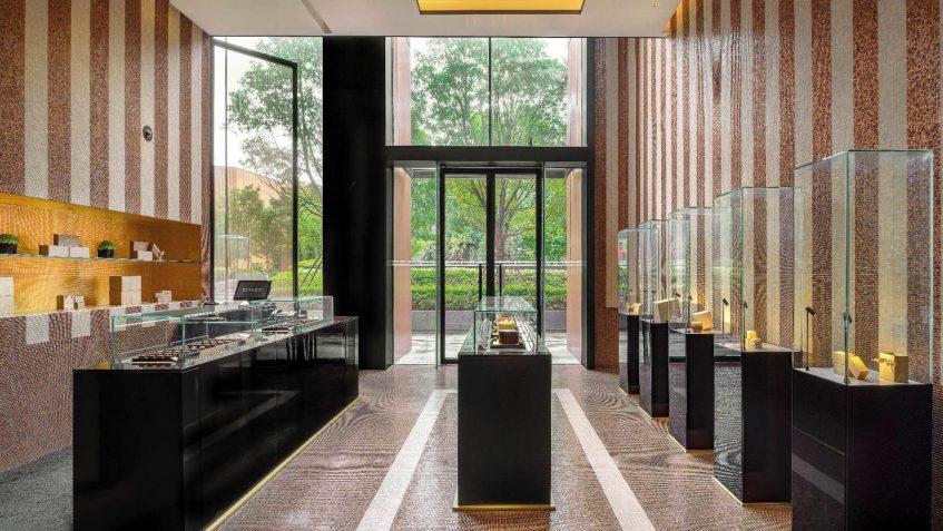Bvlgari Luxury Hotel Shanghai - Shanghai, China - Bvlgari Il Cioccolato Boutique