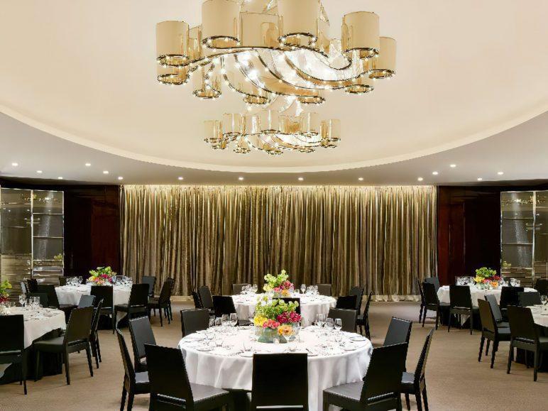 Bvlgari Luxury Hotel London - Knightsbridge, London, UK - The Ballroom