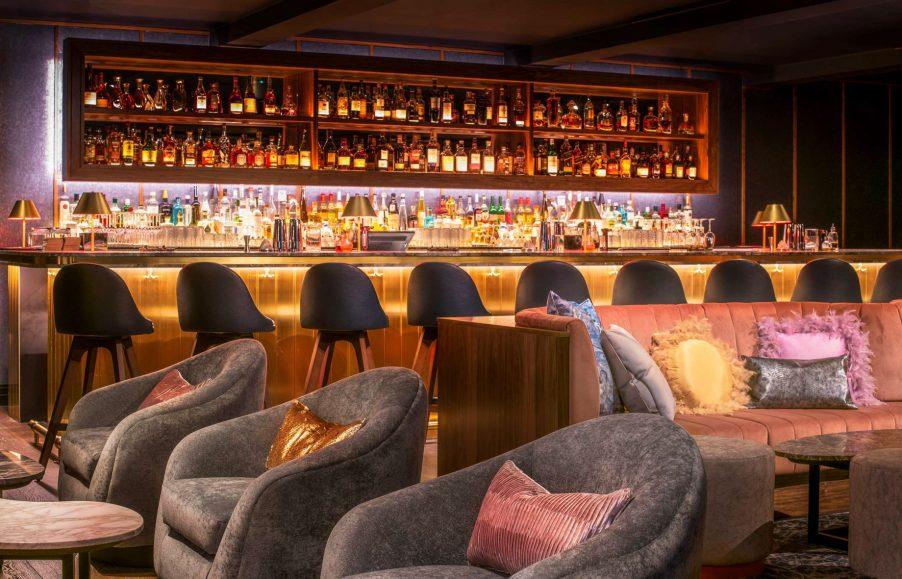 Bvlgari Luxury Hotel London - Knightsbridge, London, UK - Nolita Social Bar and Lounge
