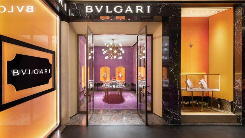 Bvlgari Luxury Hotel Shanghai - Shanghai, China - Bvlgari Boutique
