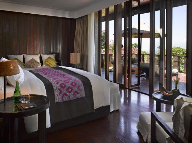 Bvlgari Luxury Resort Bali - Uluwatu, Bali, Indonesia - The Bvlgari Villa Bedroom
