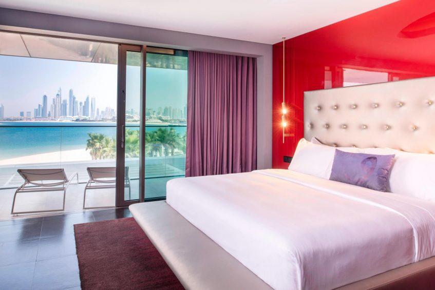 W Dubai The Palm Luxury Resort - Dubai, UAE - Fantastic Suite
