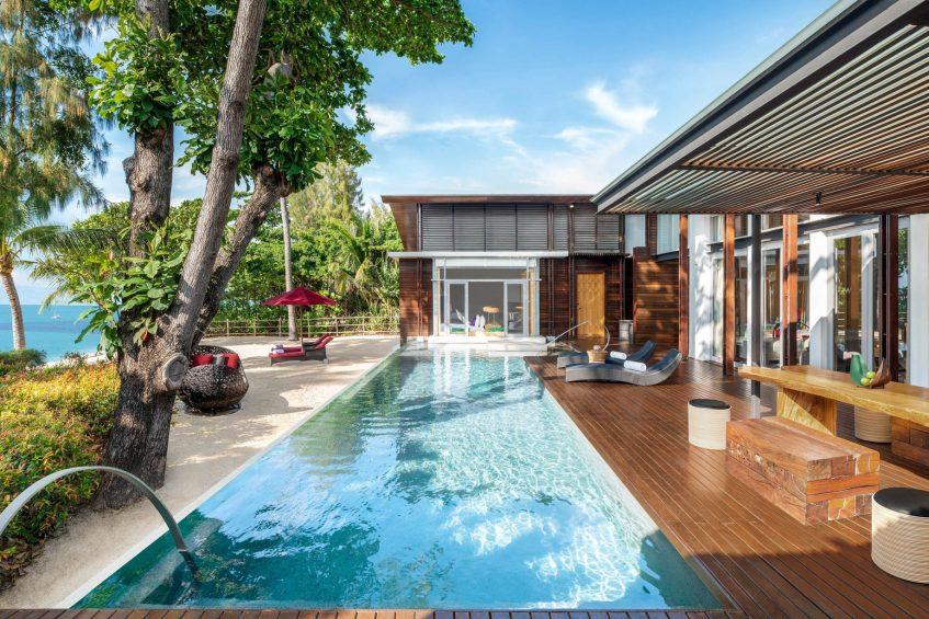 W Koh Samui Luxury Resort - Thailand - Wow Ocean Haven Villa Pool