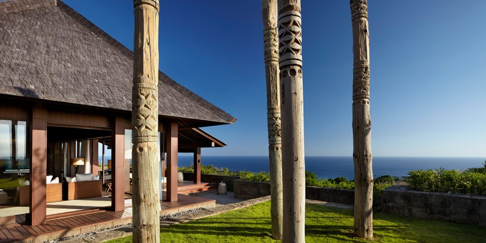 Bvlgari Luxury Resort Bali - Uluwatu, Bali, Indonesia - The Mansions Exterior Ocean View
