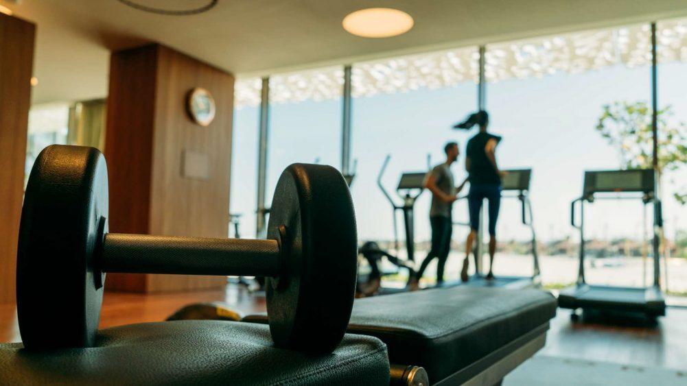 Bvlgari Luxury Resort Dubai - Jumeira Bay Island, Dubai, UAE - Gym
