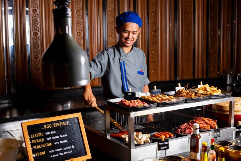 W Koh Samui Luxury Resort - Thailand - The Kitchen Table
