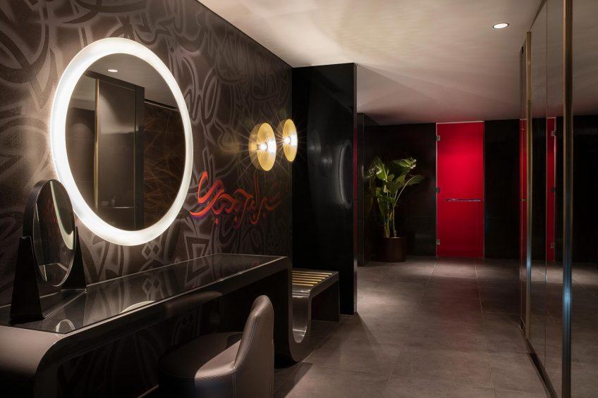 W Dubai The Palm Luxury Resort - Dubai, UAE - Marvelous Suite Bathroom