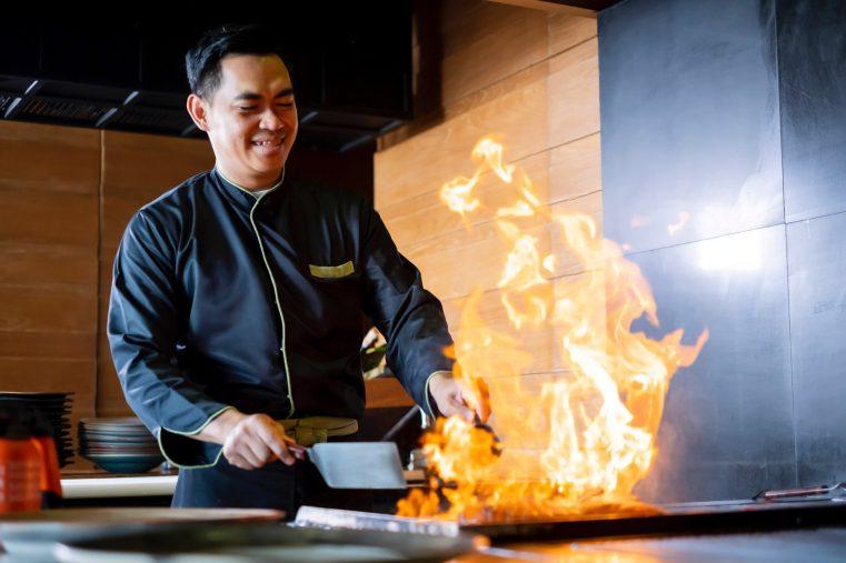 W Koh Samui Luxury Resort - Thailand - Namu Restaurant Grill