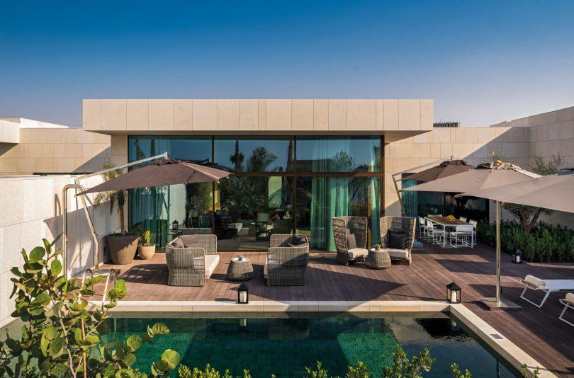 Bvlgari Luxury Resort Dubai - Jumeira Bay Island, Dubai, UAE - Beach Villa