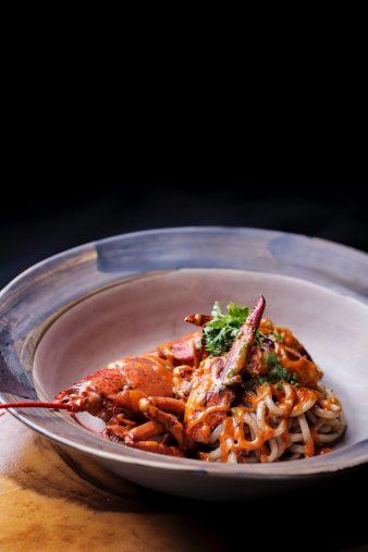 W Koh Samui Luxury Resort - Thailand - Namu Restaurant Food