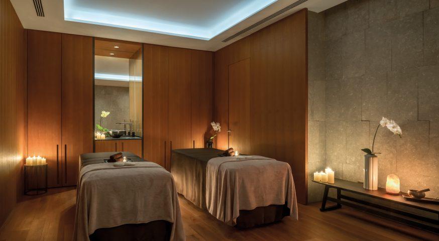 Bvlgari Luxury Hotel Beijing - Beijing, China - Spa Double Treatment Room