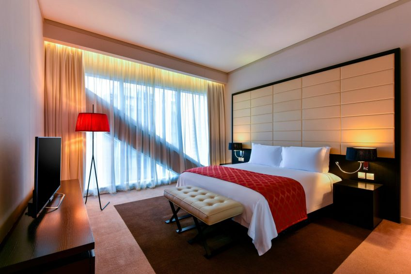 W Doha Luxury Hotel - Doha, Qatar - Wonderful Residence King Bed