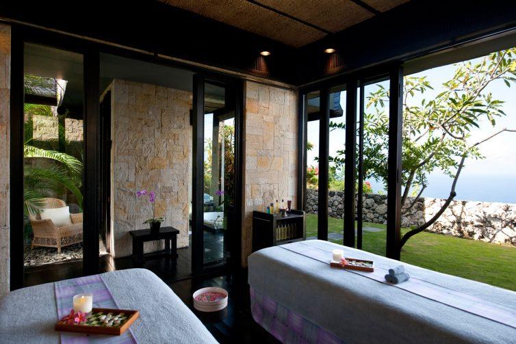 Bvlgari Luxury Resort Bali - Uluwatu, Bali, Indonesia - The Bvlgari Spa Double Treatment Room