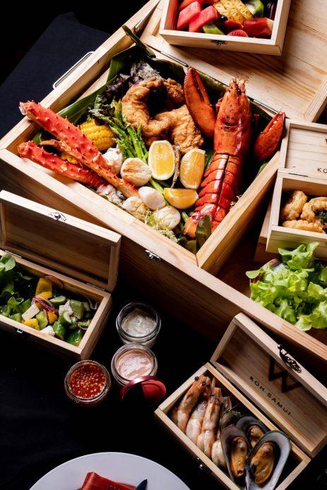 W Koh Samui Luxury Resort - Thailand - The Kitchen Table Food