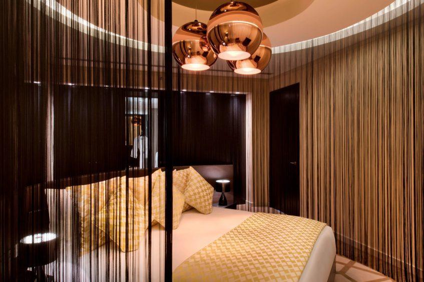 W Doha Luxury Hotel - Doha, Qatar - W Suite Bedroom