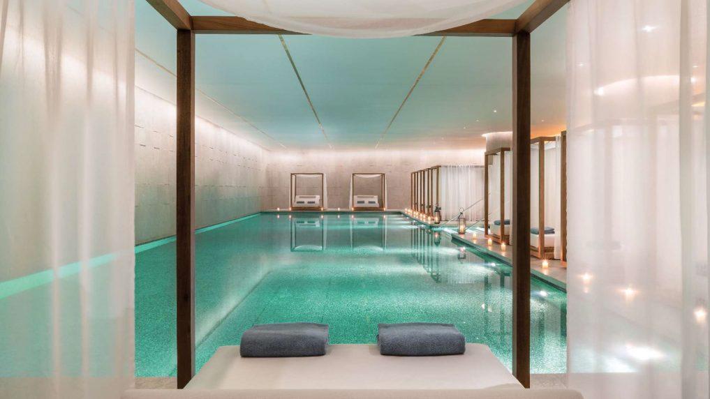 Bvlgari Luxury Hotel Beijing - Beijing, China - Swimming Pool