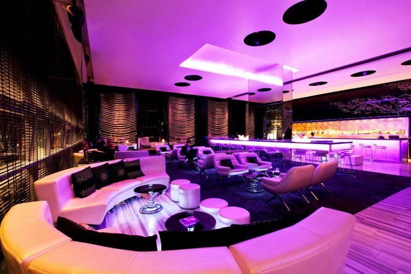 W Bangkok Luxury Hotel - Bangkok, Thailand - WOOBAR Lounge