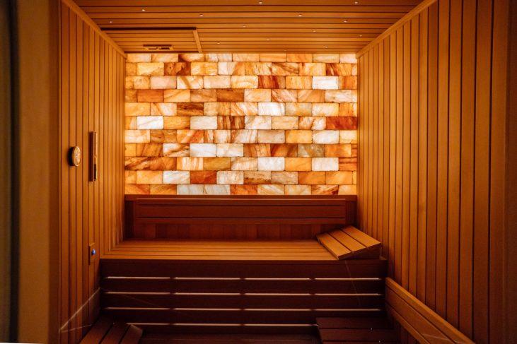 Bvlgari Luxury Hotel Beijing - Beijing, China - The Spa Sauna