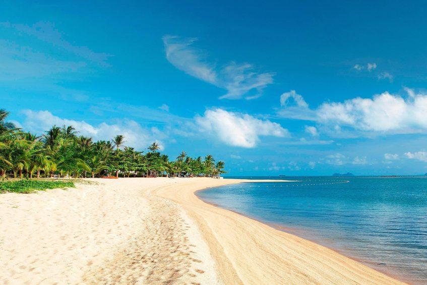 W Koh Samui Luxury Resort - Thailand - W Private Beach