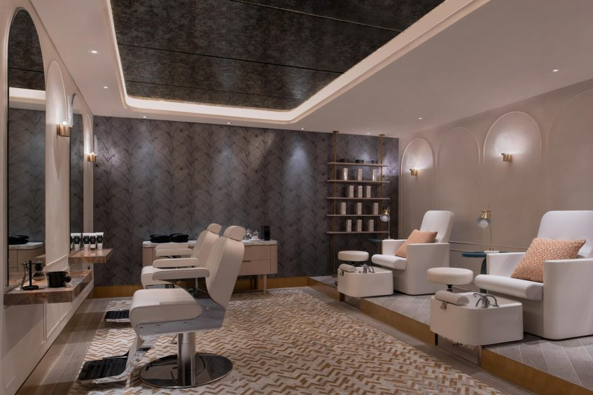 W Doha Luxury Hotel - Doha, Qatar - Sisley Paris Spa Barber