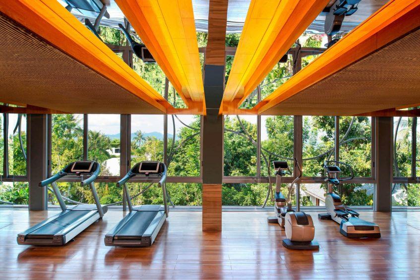 W Koh Samui Luxury Resort - Thailand - FIT Gym