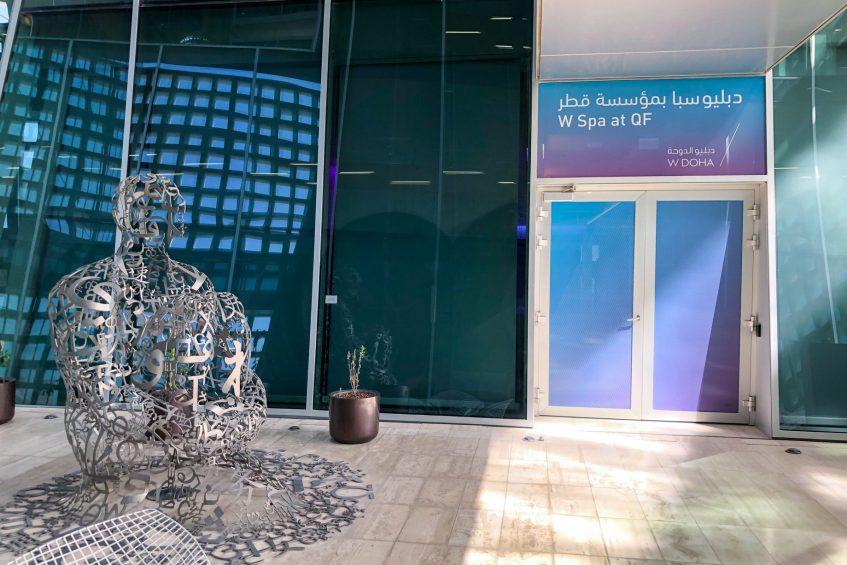 W Doha Luxury Hotel - Doha, Qatar - W Spa at QF