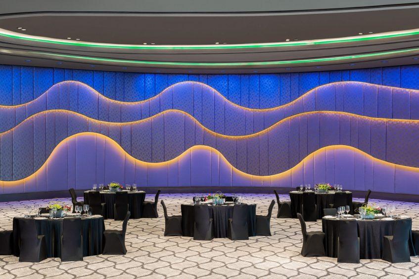 W Dubai The Palm Luxury Resort - Dubai, UAE - The Great Room