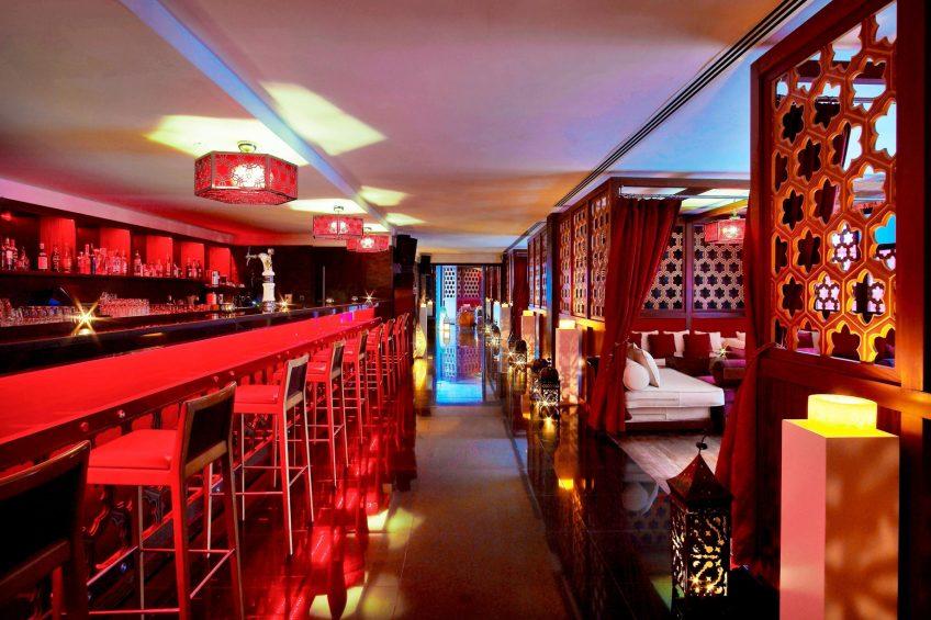 W Doha Luxury Hotel - Doha, Qatar - Wahm Lounge Seating