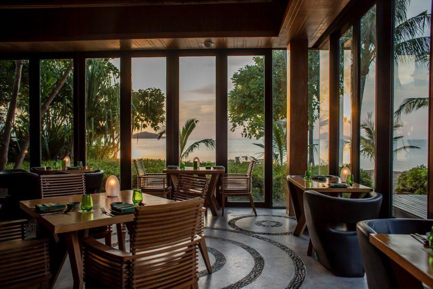 W Koh Samui Luxury Resort - Thailand - Namu Restaurant