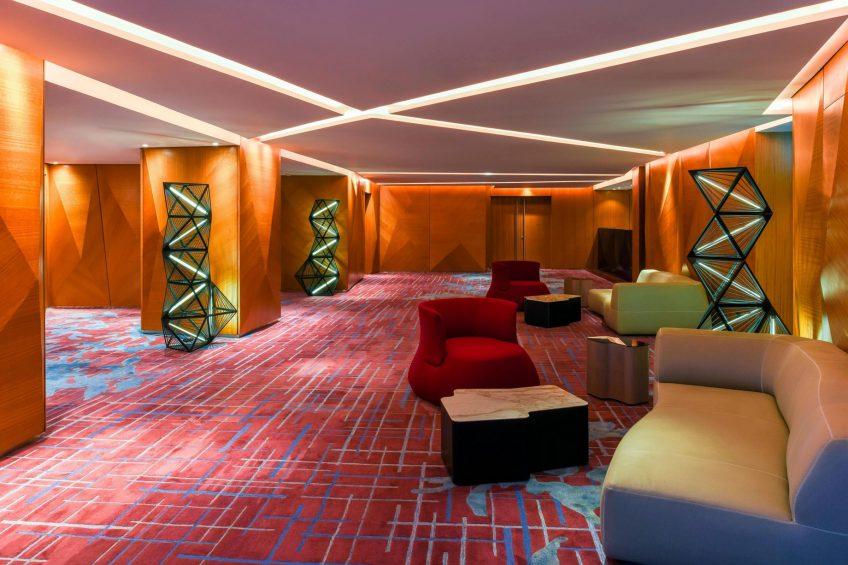 W Amman Luxury Hotel - Amman, Jordan - Pre Function Area Seating