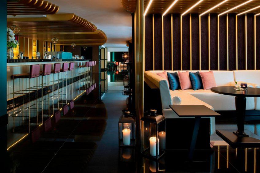 W Doha Luxury Hotel - Doha, Qatar - Wahm Lounge