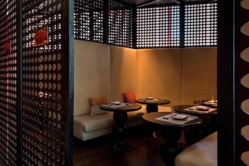 W Doha Luxury Hotel - Doha, Qatar - Spice Market Restaurant Private Dining