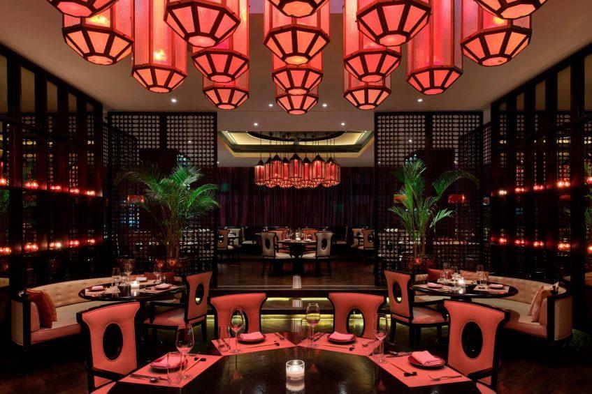 W Doha Luxury Hotel - Doha, Qatar - Spice Market Restaurant