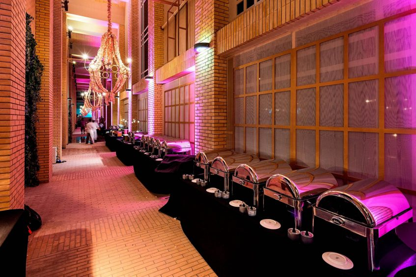W Doha Luxury Hotel - Doha, Qatar - Outside Catering